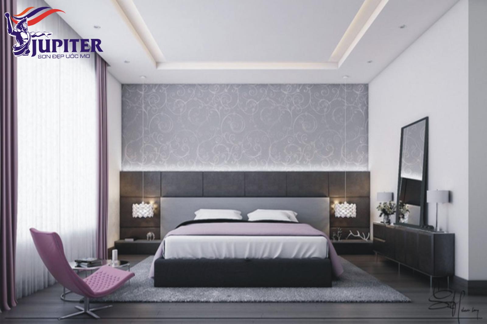 15 màu sơn phòng ngủ đẹp nhất năm 2018