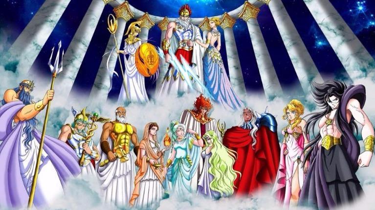 12 vị thần - 12 cung hoàng đạo