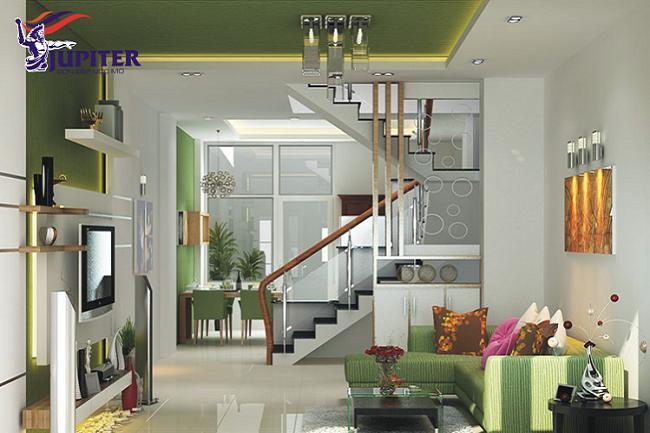 Xu hướng thiết kế nội thất ấn tượng