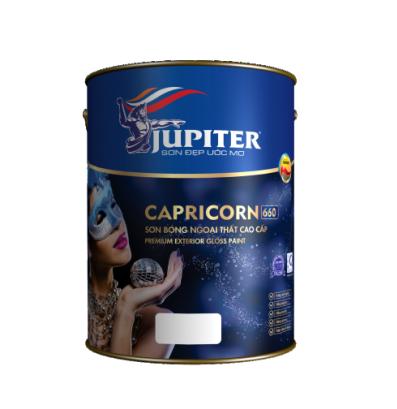 Sơn bóng  ngoại thất cao cấp CAPRICORN 660