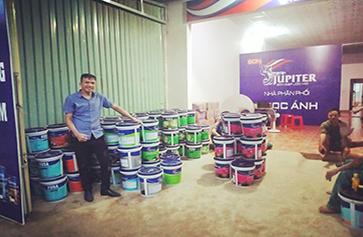 Hàng hóa phục vụ khai trương nhà phân phối Bình Phước - Bình Dương - ĐắkNông