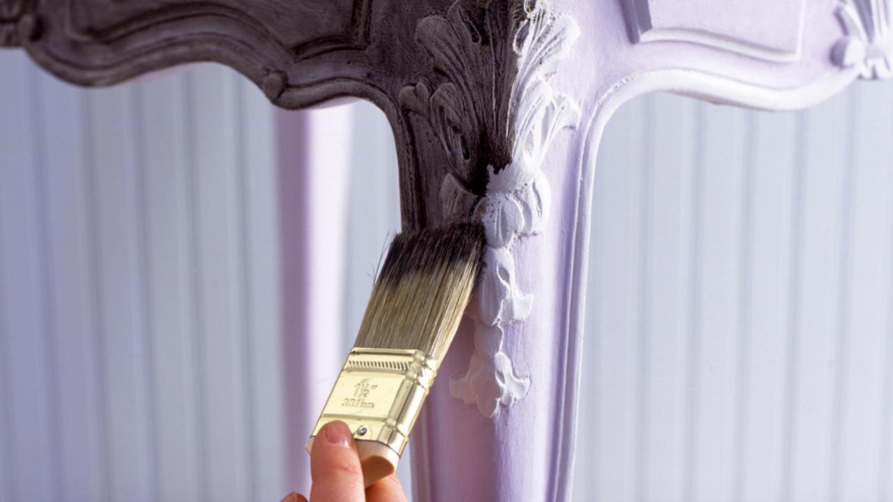 Cách sơn đồ nội thất thật chuyên nghiệp