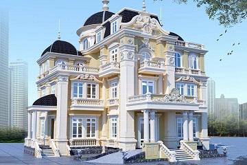 Mãn nhãn với những mẫu biệt thự mái Mansard đẹp tuyệt vời