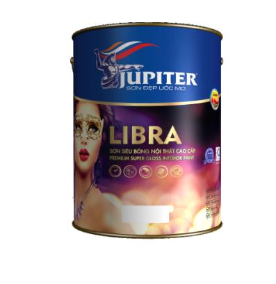 Sơn siêu bóng nội thất cao cấp LIBRA