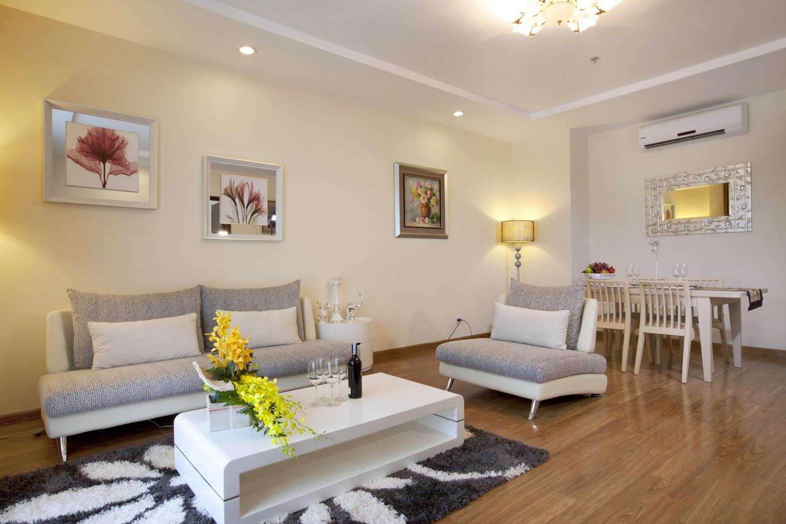 Không gian hợp lý cho nhà hẹp