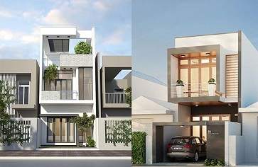 Tổng hợp mẫu nhà phố 3 tầng đẹp, xu hướng 2020