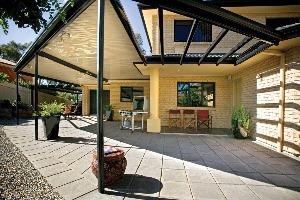 3 ý tưởng mái che cho không gian sân vườn luôn mát mẻ