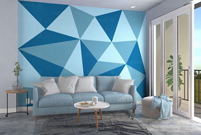 Cách sơn tường kẻ sọc đơn giản ai cũng làm được