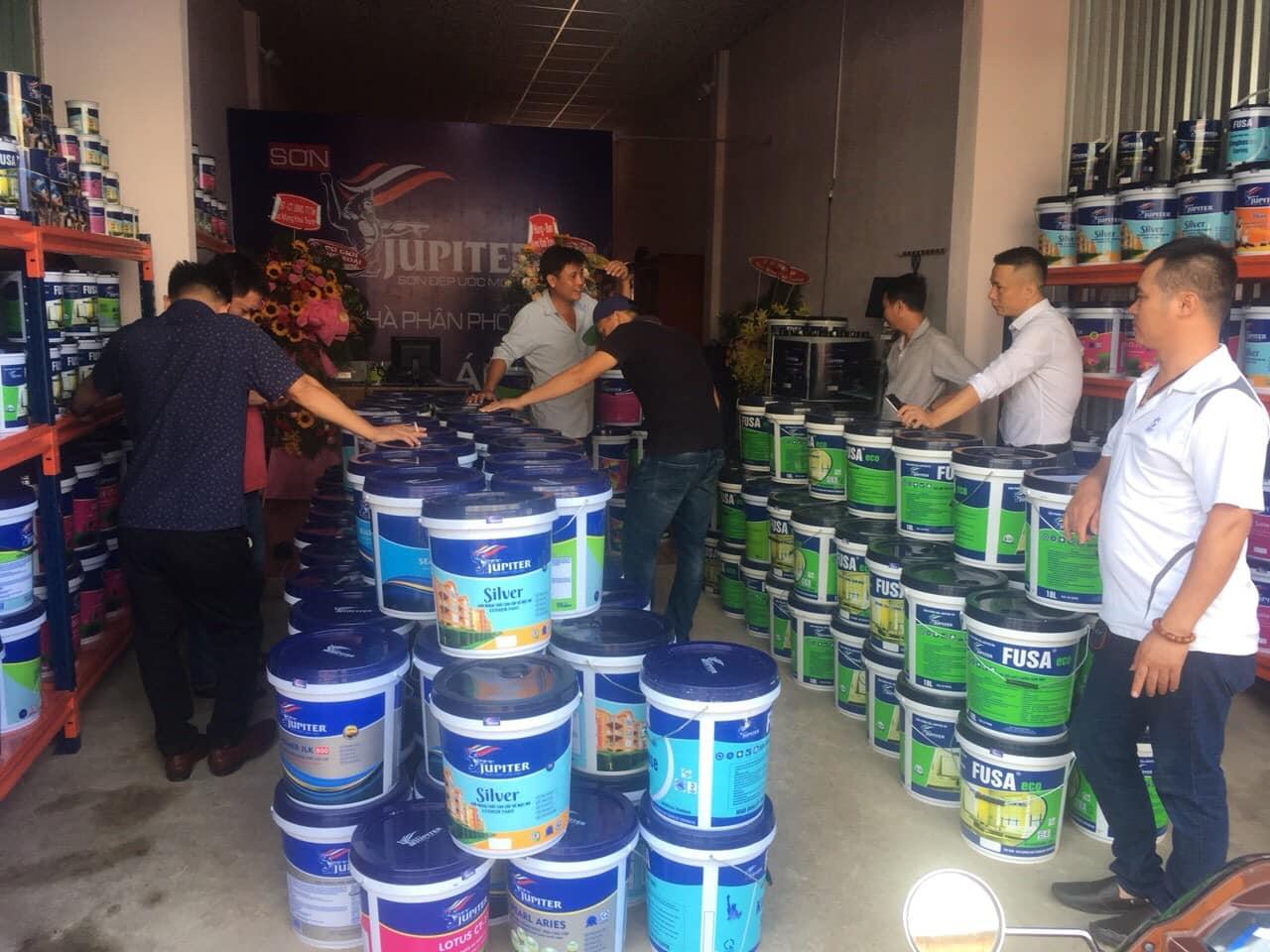 3 Yếu tố quyết định trong việc bán sơn nước