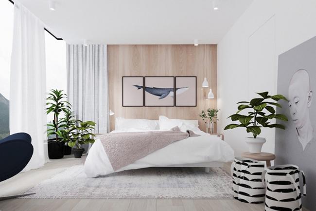 Nhưng điều cần biết khi bạn lựa chọn màu sơn cho phòng ngủ