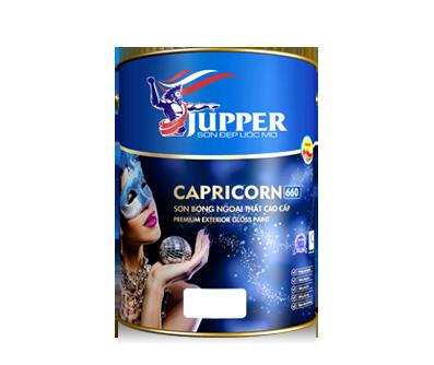 Sơn bóng  ngoại thất cao cấp Jupper CAPRICORN 660