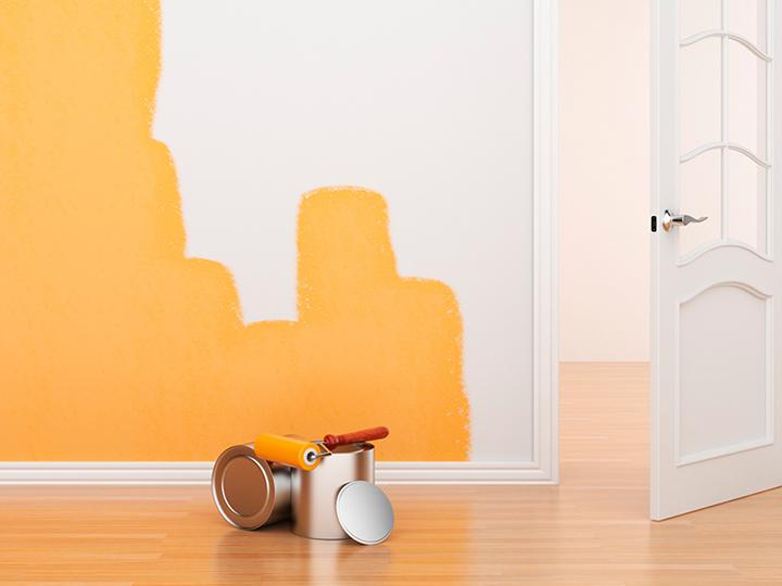 9 mẹo cần lưu ý để bạn sơn nhà đẹp hơn