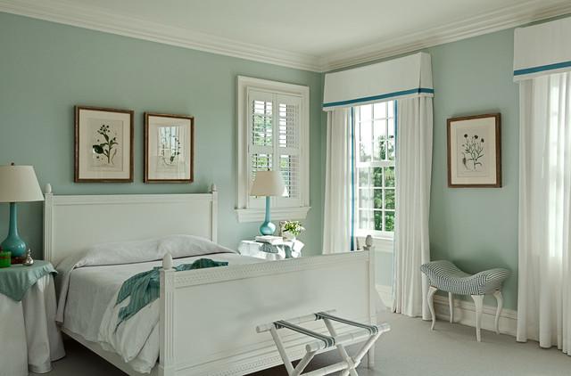 Cách phối sơn màu xanh ngọc tạo cảm giác thư giãn