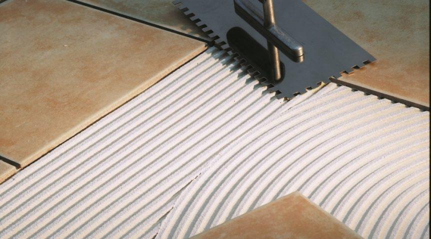 Sử dụng keo dán gạch - Xu hướng mới trong ngành xây dựng