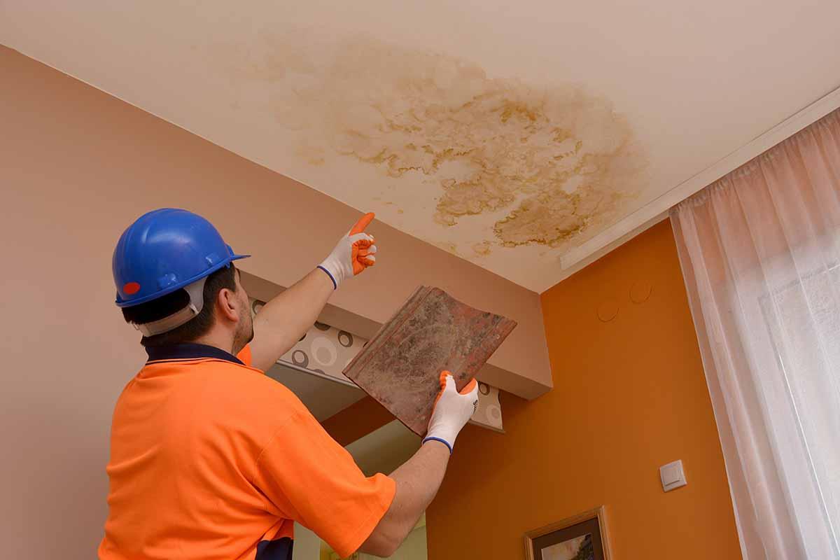 Tại sao phải sử dụng sơn chống thấm trần nhà?