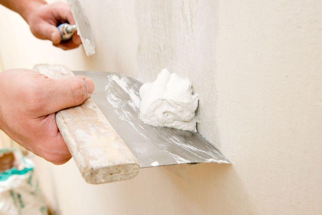 Kỹ thuật xử lý tường cũ trước khi sơn lại