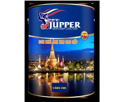 Sơn nhũ vàng Jupper 24K