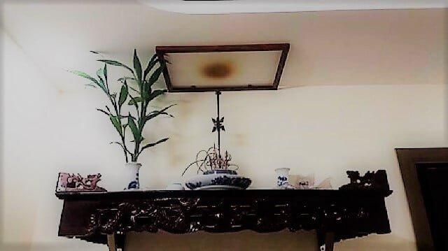 Cách xử lý tường nhà bị ám khói hiệu quả