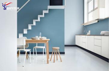 5 màu sơn nội thất đẹp nhất 2019