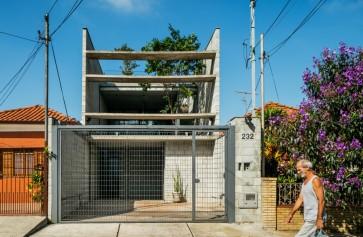 Thiết kế nhà cho khu đất dài và hẹp