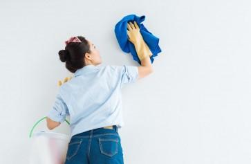 Cách để khi mới sơn nhà không có mùi