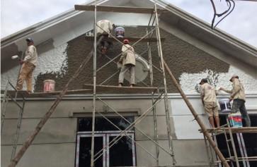 Bí quyết giúp bạn sơn nhà bất kể mưa nắng