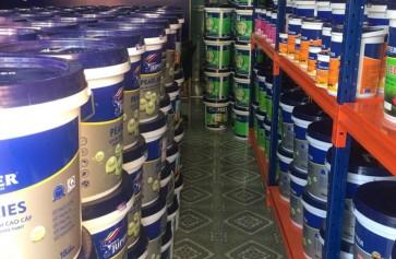 Những việc cần chuẩn bị khi mở đại lý sơn