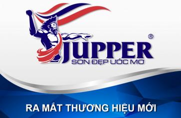 Thông cáo báo chí- Ra mắt thương hiệu SƠN JUPPER