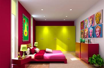 3 điều tối kỵ khi chọn màu sơn nhà
