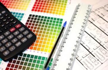 Công thức tính toán khối lượng sơn theo diện tích nhà