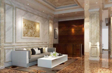 Sơn giả đá - Xu hướng trang trí nhà với chi phí thấp không thể bỏ qua